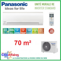 Panasonic Standard RE - KIT-RE24-QKE (6.80 kW)