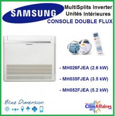 Samsung Unité Intérieure - Console Double Flux