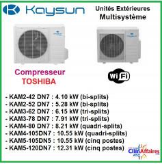 Kaysun Unités Extérieures Multisplit