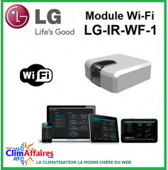LG Contrôle Wi-Fi - LG-RC-WF-1
