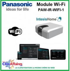 Panasonic Contrôle Wi-Fi - Intesis Home - PAW-IR-WIFI-1