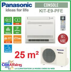 Panasonic CONSOLE Inverter + - KIT-E9-PFE (2.5 kW)