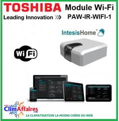 Toshiba Contrôle Wi-Fi - Intesis Home - IS-IR-WIFI-1