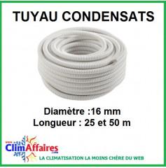 Tuyau de condensats (30 et 50 m)