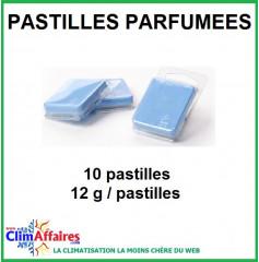 Pastilles désodorisantes parfumées (10 pastilles)
