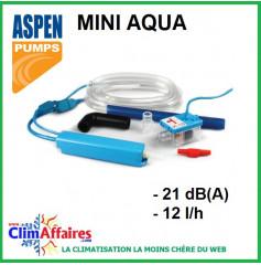 Pompe de relevage Bi-Bloc - Aspen - Mini Aqua (12l/h)
