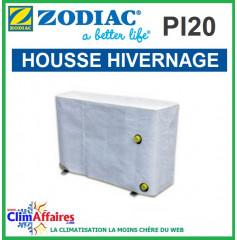 Housse Hivernage pour Pompe à chaleur pour piscine ZODIAC - Gamme PI20 et POWER