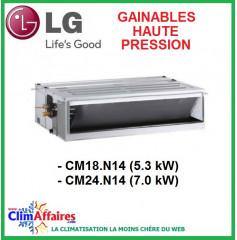 LG Gainables Haute Pression -  Unités Intérieures Multisplits