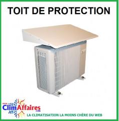 Toit de protection pour unité extérieure (476 x 56.0 x 1000 mm)