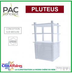 Cache Climatiseur - Pac Concept - Pluteus