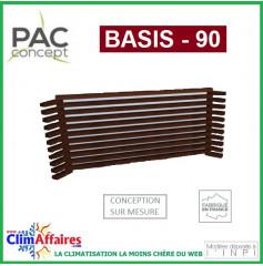 Cache Climatiseur - Pac Concept - Basis 90