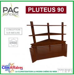 Cache Climatiseur - Pac Concept - Pluteus 90