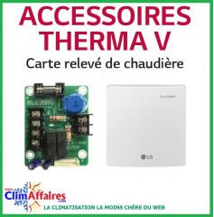 LG - Accessoire - Carte relevé de chaudière - PDRYCB000