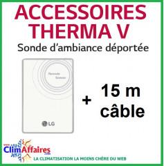 LG - Accessoire - Sonde d'ambiance déportée - PQRSTA0