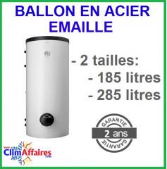 Panasonic - Accessoires - Ballon en acier émaillé - PAW-TG20C1E3STD-1 / PAW-TG30C1E3STD-1 (185 et 285 litres)