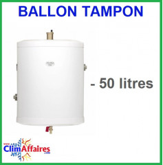 Panasonic - Accessoires - Ballon tampon - PAW-BTANK50L (50 litres)
