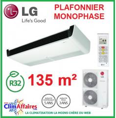 LG Climatisation - Plafonnier Monophasé - R32 - UV48R.N20 + UU48WR.U30 (13.4 kW)
