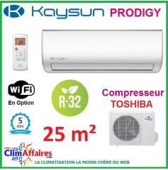 Kaysun - PRODIGY - R32 - KAY-26 DR8 + KAE-26 DR8 (2.64 kW)