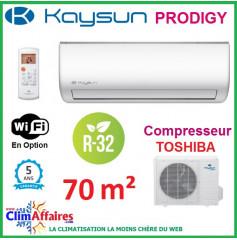 Kaysun - PRODIGY - R32 - KAY-71 DR8 + KAE-71 DR7 (7.33 kW)