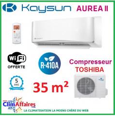 Kaysun - AUREA II - R410A - KAY-S 35 DR8 + KAE-S 35 DN7 (3.52 kW)