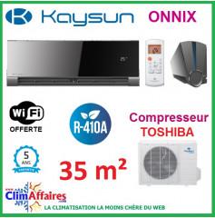Kaysun - ONNIX - R410A - KAY-D 35 DN7 + KAE-35 DN7 (3.52 kW)