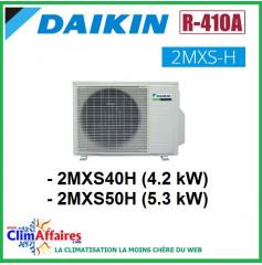 Daikin Climatisation Unités Extérieures Bi-splits - R410A - 2MXS40H / 2MXS50H