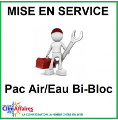 Mise en service - Pompe à chaleur Air / Eau - Bi-bloc
