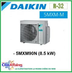 Daikin Climatiseur Unités Extérieures Penta-splits - R32 - 5MXM90N