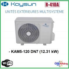 Kaysun - Unités Extérieures Multisplit - PENTA-SPLITS - R410A - KAM5-120 DN7
