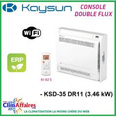 Kaysun - Unité Untérieure Multi-Splits - Console Double Flux - R32 / R410A - KSD-35 DR11