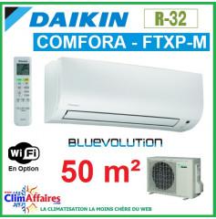 Daikin Climatiseur Inverter Monosplit - COMFORA BLUEVOLUTION - R32 - FTXP50M + RXP50M (5.0 kW)