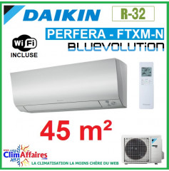 Daikin Climatisation Réversible - PERFERA BLUEVOLUTION - R32 - FTXM42N + RXM42N9 + WIFI (4.2 kW)