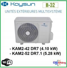 Kaysun - Unités Extérieures Multisplit - BI-SPLITS - R32 - KAM2-42 DR7 / KAM2-52 DR7.1