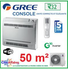 GREE Climatisation Inverter - R32 - CONSOLE 18 (5.20 kW)