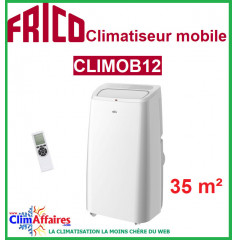 Climatisation Mobile Frico - CLIMOB12 (3.5 kW)