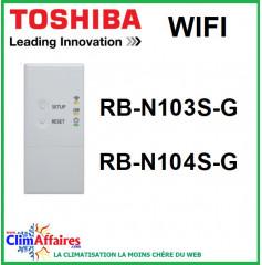 Toshiba Contrôle Wi-Fi (RB-N103S-G / RB-N104S-G)