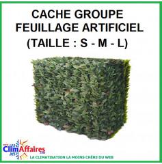 Cache groupe - Feuillage Artificiel - Unité extérieure (3 tailles : S - M - L)