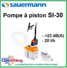 Pompe de Relevage - Sauermann - SI-30 (20l/h)