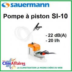 Pompe de Relevage - Sauermann - SI-10 (20l/h)
