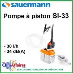 Pompe de Relevage - Pompe à piston - Sauermann - SI-33 (30l/h)