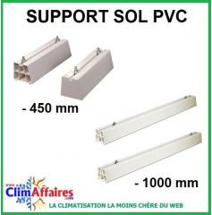 Support sol en PVC (600 kg)